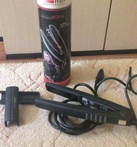 Щипцы-выпрямители для волос GA.MA - laser-ION