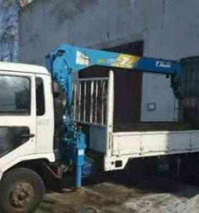 Перевозка грузов, погрузка- разгрузка , эвакуатор