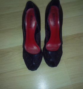 Туфли кож.