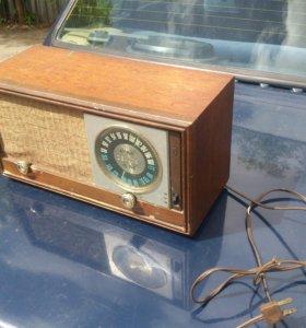 Zenith винтажный радиоприемник