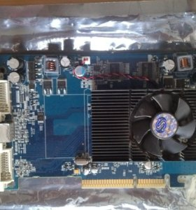 Видеокарта Sapphire Radeon HD 3650 AGP 512 mb