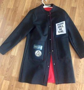 Лекое пальто-пиджак