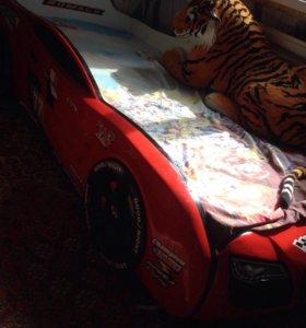 Кровать детская 3 Д