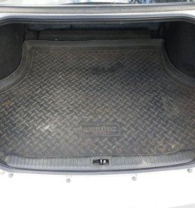 Ковер багажника Hyundai Sonata тагаз (полиуретан)