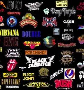 Продаю коллекцию двд. Музыка. рок метал
