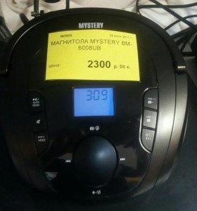 Магнитола mystery bm-6008ub