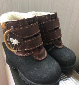 Продам Детские зимние ботинки,в отличном состоянии