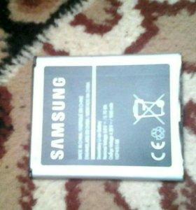 Samsung батарея
