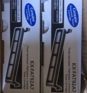 Картридж для лазерного принтера Panasonic KX-FAT92