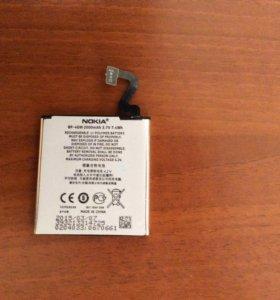 Батарея на телефон Lumia 920