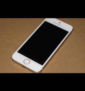 IPhone 5 s 16 gb gold