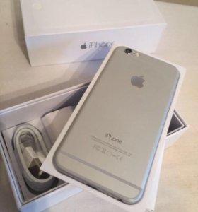 iPhone 6 64 GB Silver