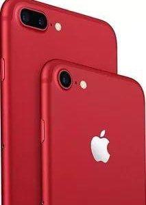 Корпус iphone 7 красный