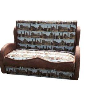 "0334 диван ""Аккордеон-140"""