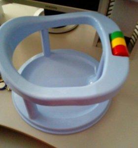 Стульчик для купания на присосках