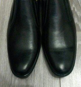 Туфли новые кожа мужские