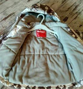 Теплая новая куртка