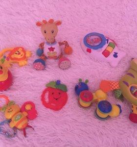 Продам игрушки 1-200 рублей