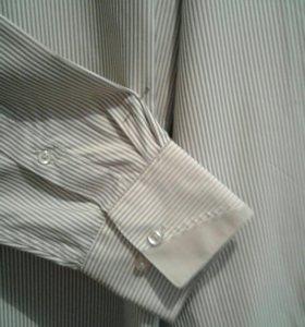 Рубашка подростковая мужская