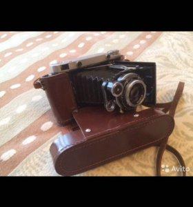 Фотоаппарат Москва 5(1956-1960) и Смена 8М