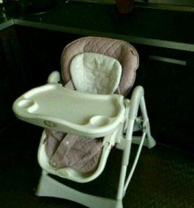 Детский стульчик для кормления ХеппиБеби Вильям