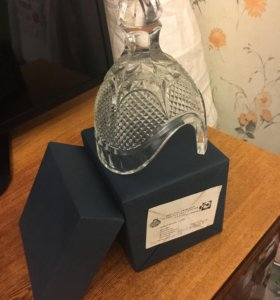 Подарочный хрусталь