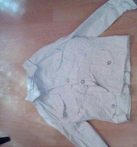 Пиджак 42размер
