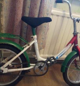 Детский велосипед 16 дюймов