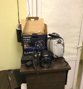 Фотоаппарат LUMIX FZ62