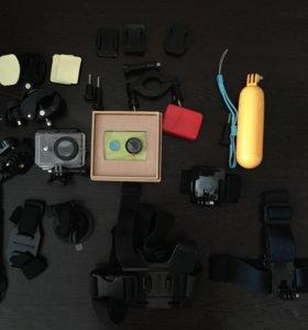 Xiaomi action (экшн камера сиаоми)