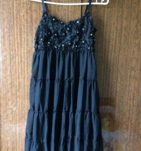 Платье-сарафан 42