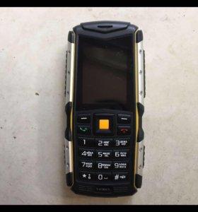 Защищеный телефон Texet