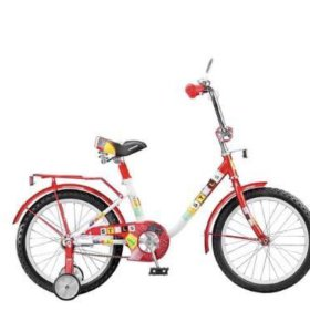 Велосипед детский Steals Flash