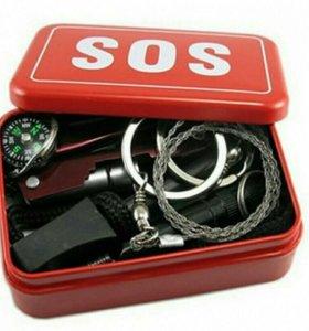 """Набор для выживания""""SOS"""""""