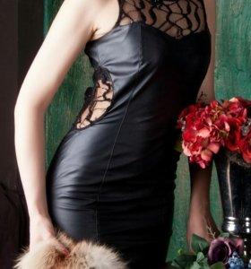 Платье очень эффектное