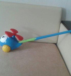 Вертолет-качалка