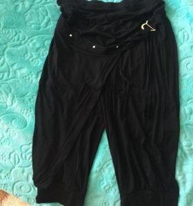 Короткие женские штаны, подойдёт и беременным