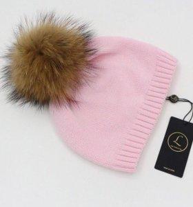 Детская шапка Новая