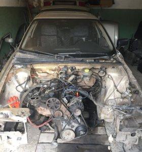 Ауди 80 двигатель