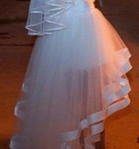 Срочно!!!!Свадебное платье трансформер