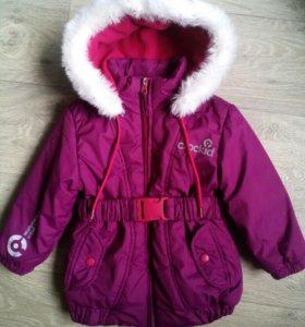 Куртка осень-весна, 86-92
