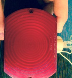 Задние стоп сигналы салон внутренний(редкий)