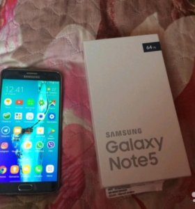 Samsung galaxy note 5 64 gb.