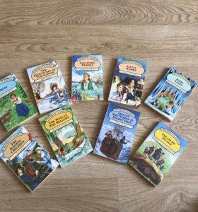 Детские книги на английском языке. Новые. Классика
