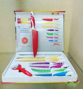 Ножи керамические,отличного качества,набор 550руб