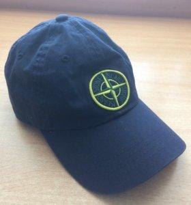 Stone Island Black Cap (Реплика)