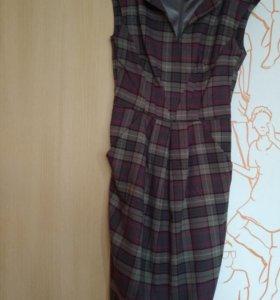 Платье (школьное,официальное)