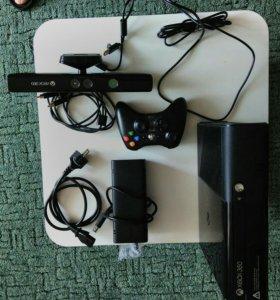 Игровая приставка XBOX360.