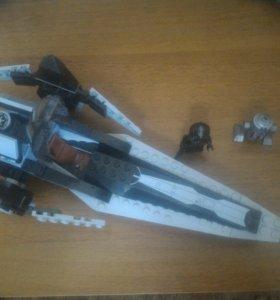 Lego starwars ( 3 набора сразу)