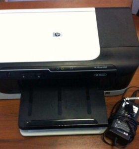 Цветной струйный принтер hp officejet 6000